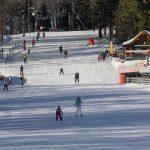 Station de ski alpin et de ski nordique