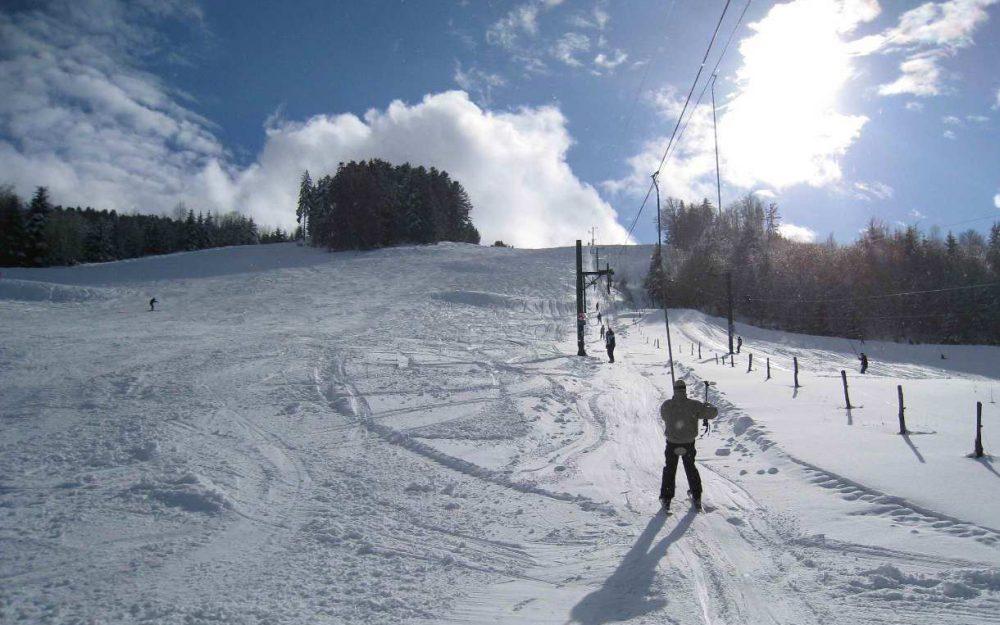 Pistes de ski alpin du Schlumpf
